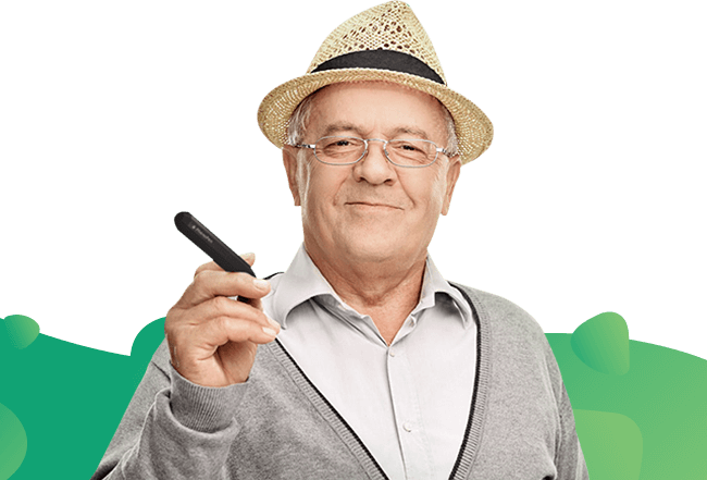 Older Adults Benefiting from CBD