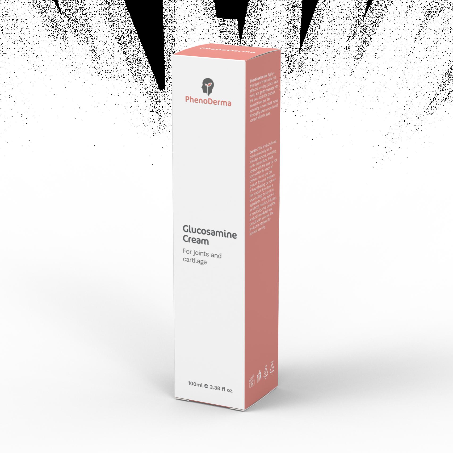 phenoderma-Glucosamine-Cream